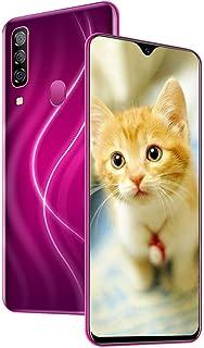 A70pro smartphone (17.0cm (6.7 inch) dual-SIM phone 512GB internal memory, 8GB RAM, black) - red