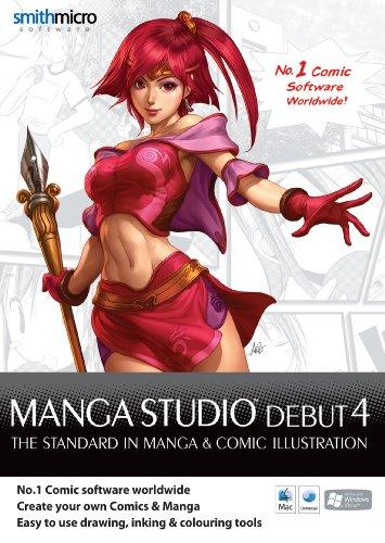 Manga Studio Debut 4 [Download]