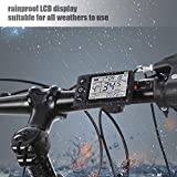 Immagine 1 caredy controller brushless motore display