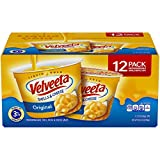 Kraft Velveeta Shells & Cheese Single-Serve Cups, 12 ct./2.39 oz.