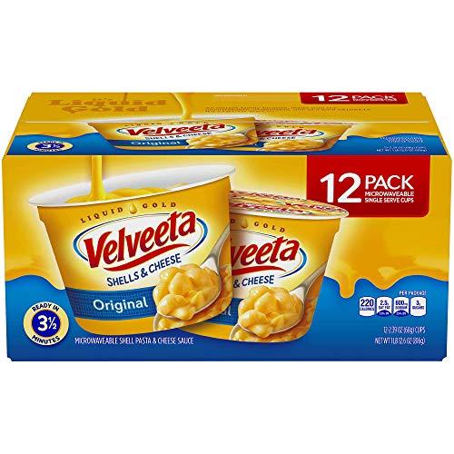 Kraft Velveeta Shells amp Cheese SingleServe Cups 12 ct/239 oz