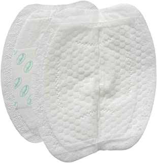 Disposable Nursing Pads, Pack of 100 Ultimate Protection Super Soft Leak-Proof Breast Pads
