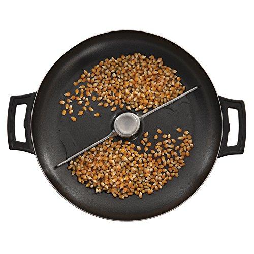 Product Image 5: West Bend 82386 Kettle Krazy Popcorn Popper and Nut Roaster, Black (Discontinued by Manufacturer)