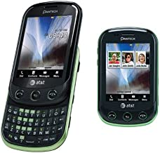 Pantech Pursuit 2 P6010 Unlocked GSM 3G Slider Cell Phone w/ Touchscreen and Physical Keyboard -Green
