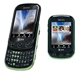 Pantech Pursuit 2 P6010 Unlocked GSM 3G Slider Cell Phone w/Touchscreen and Physical Keyboard -Green