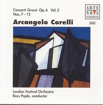 Corelli: Concerti Grossi Op.6 Vol.2