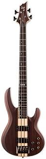 ESP LTD B-4E Bass Guitar, Natural Satin