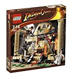 LEGO Indiana Jones 7621: Indiana Jones and The Lost Tomb