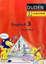 Duden Englisch - Alle Bundesländer (außer Nordrhein-Westfalen, Baden-Württemberg, Rheinland-Pfalz, Saarland und Bayern): 3. Schuljahr - Activity Book mit CD