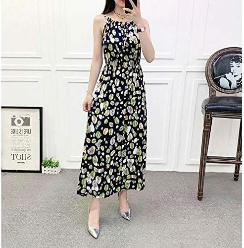 Bohemian Seaside Holiday High quality Loose Dress Fácil : Large-scale sale 4 Color de usar S