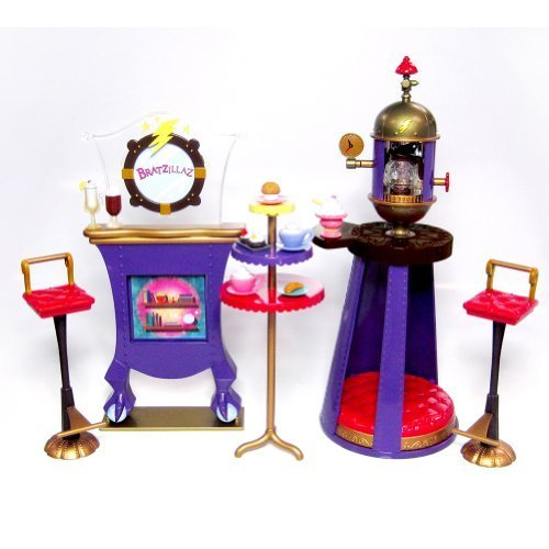 Bratzillaz Cafe Zap Playset by Bratzillaz