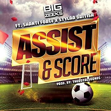 Assist & Score