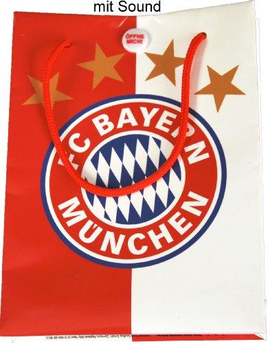 FCB / FC Bayern München Sound Geschenktüte