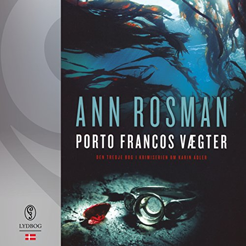 Porto Francos vægter audiobook cover art