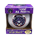 Mr. Predicto Plastic Fortune Telling Ball - Ask a YES or NO Question & He'll Magically light Up &...
