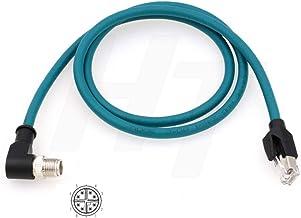 HangTon 8 Pole Female Connector AC DC Power Supply Adapter 16V 10A 160W for ARRI Alexa Mini LF and Amira Camera
