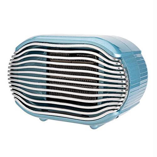 Ventilador calefactor eléctrico portátil,mini