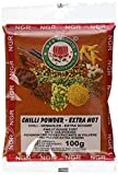 Ngr Chilipulver, extra scharf, 100g (1 x 100 g Packung)