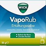 WICK VapoRup Erkältungssalbe, 50 g Salbe