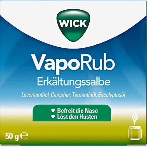 WICK VapoRub Erkaeltungssalbe,50 g