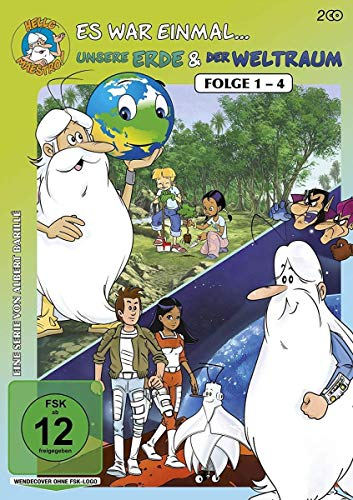 Der Weltraum, Folge 1- 4 (2 DVDs)