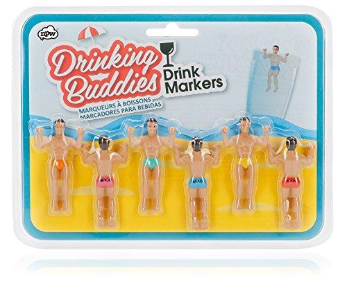 Celebration Nation NP21547 Buddies Wasser in Wein trinken Jesus Cocktail Drink Marker