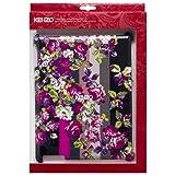 KENZO 【iPad 2/3バックカバーケース】 Back Cover Kila Collection ブラック KENZOKILAIPAD3N