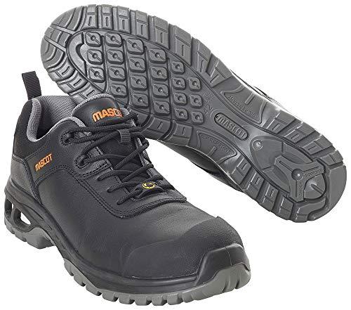 Mascot Sicherheitshalbschuh S3 Arbeitsschuhe F0134-902 - Footwear Energy Herren 46 EU Schwarz