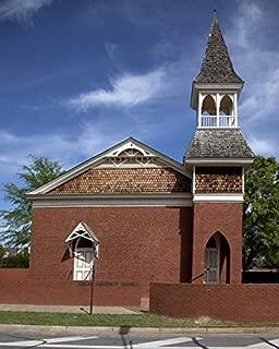 ClassicPix Photo Print 12x15: Auburn University Chapel is The Oldest Building in Its.