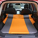 Wjie Car Automatic Air Mattress Portable Camping Outdoor Inflatable Sofa Auto SUV Travel