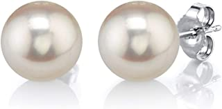Freshwater Cultured Pearl Earrings for Women with 14K Gold - THE PEARL SOURCE