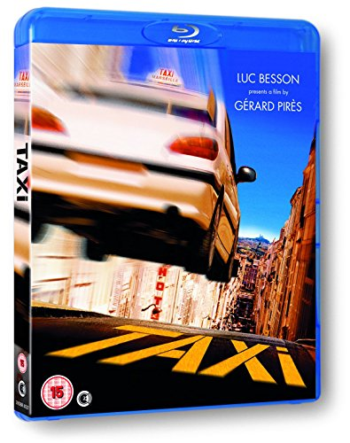 Taxi [Blu-ray] [UK Import]