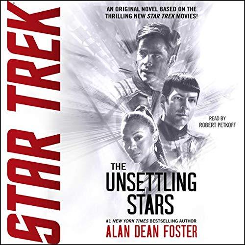 Unsettling Stars cover art