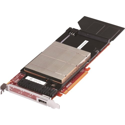 AMD FirePro S7000 4GB FirePro S7000 4GB GDDR5 - Tarjeta gráfica (FirePro S7000, 4 GB, GDDR5, 256 bit, PCI Express x16 3.0)