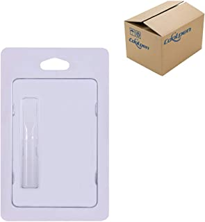 Coolpen Empty Clamshell Blister Cartridge Packaging and Universal Cards for 0.5ml 1.0ml Carts - Packaging only (25 Pack) (0.5ML)