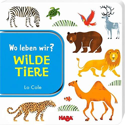 Wo leben wir? Wilde Tiere
