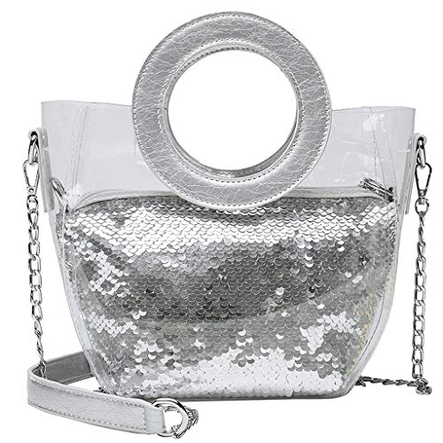 fanxing fashion women sequins leather