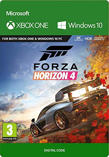 "Forza Horizon 4 – Standard Edition - Xbox One/Win 10 PC - Download Code | inkl. ""The Eliminator"" Update"