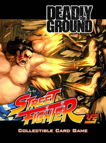Universal Fighting System [UFS]: Street Fighter Deadly Ground Booster Box