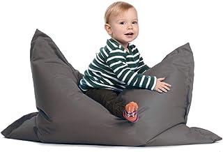 FeiliandaJJ Bunt Kinder Stuhlkissen Sitzkissen Sitzerh/öhung Baby Tragbar Sitzkissen Chair Booster Sitzkissen-Tragbares Stuhlkissen Kinder 31.5x31.5x8cm Orange