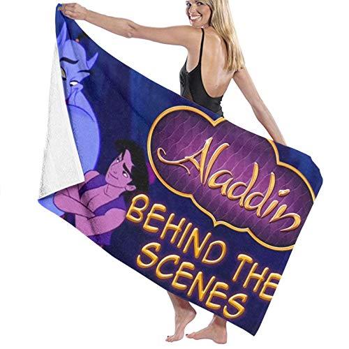Ala-ddin Toalla perfecta de viaje de secado rápido, súper absorbente, ultra compacta, adecuada para camping, mochila, gimnasio, playa, natación, yoga