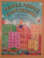People, People Everywhere 0517135515 Book Cover