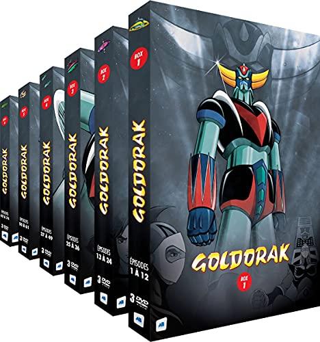 Goldorak-Intégrale (remasterisée) -6 Coffrets (18 DVD)