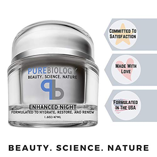 Pure Biology Anti-Aging Night Cream Review​