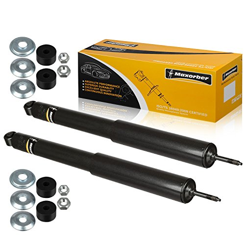 Maxorber Rear Set Shocks Struts Absorber Compatible with Toyota Tacoma 2005 2006 2007 2008 2009 2010 2011 2012 Shocks Struts 349010 4853009B50