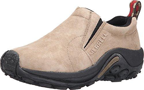 Merrell Women's Jungle Moc Taupe Slip-On Shoe - 9 B(M) US