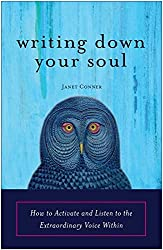 Writting down your soul book cover