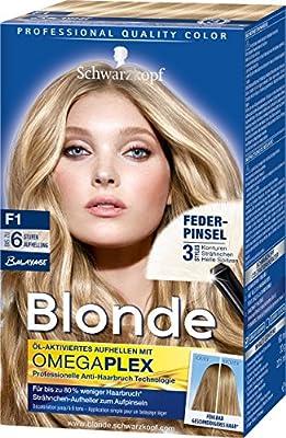 Schwarzkopf Blonde Aufheller F1