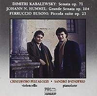 Sonata Op. 71/Grande Sonata Op. 104/Kleine Suite O