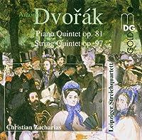 Piano Quintet Op 81 / String Quintet